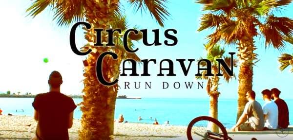 "CIRCUS CARAVAN: Ακούστε το νέο τους single ""Run Down"""