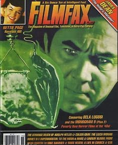 Filmfax magazine, No. 136, Winter 2014