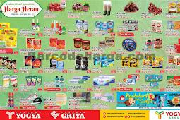 Katalog Promo Toserba Yogya Weekend Terbaru 25 - 27 Mei 2018