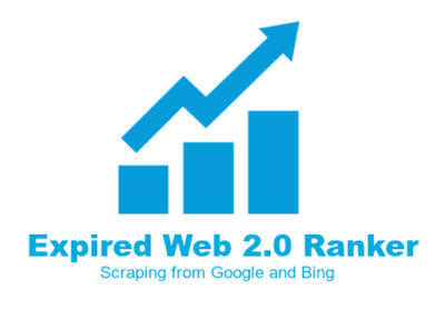 Expired Web 2.0 Ranker [Scraping from Google and Bing]