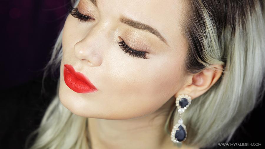 Margot robbie wolf of wall street makeup