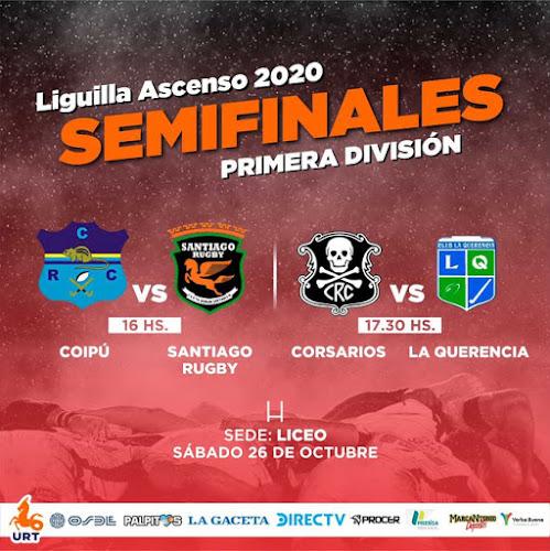 Liceo recibe las semifinales de la Liguilla Ascenso 2020
