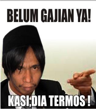 Download 90 Gambar Lucu Gajian Belum Turun Terbaru