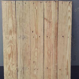 Kayu bekas peti kemas atau kayu jati belanda