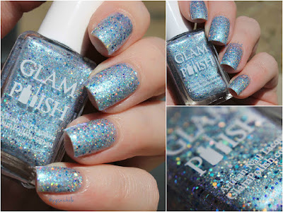 Glam Polish Ice Palace by Bedlam Beauty
