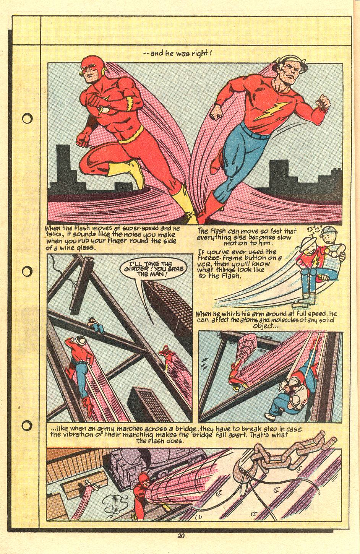 Read online Secret Origins (1986) comic -  Issue #50 - 22
