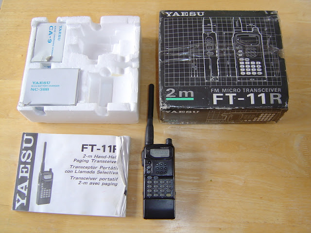 Yaesu FT-11R 2m