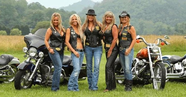 Single Biker Women In Motorcycle Clubs  Motorcycle Dating Sites For Bikers-5428