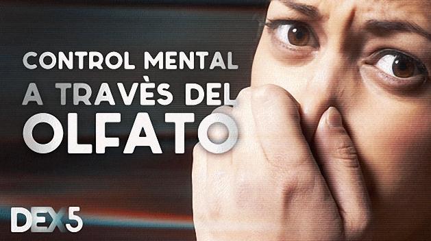 Control mental a través del olfato