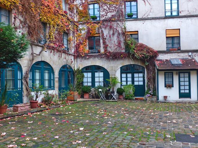 Le couvent des filles anglaises 28 rue des tanneries aménagé à la fin du XVIIe siècle et démantelé à la Révolution
