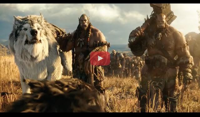 Video Trailer Warcraft