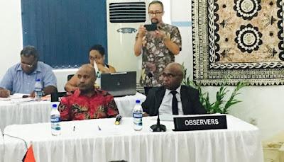 Pemimpin MSG Tunda Pembahasan Keanggotaan ULMWP