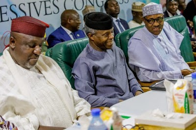 NEC Meeting Fall-out: Buhari Tasks APC to conduct Credible Primaries