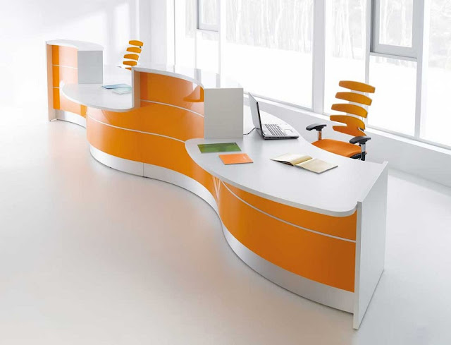 best buy used office furniture reception desk for sale cheap