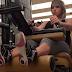 Treino de membros inferiores da atleta Wellness Geisa Vitorino - com vídeos