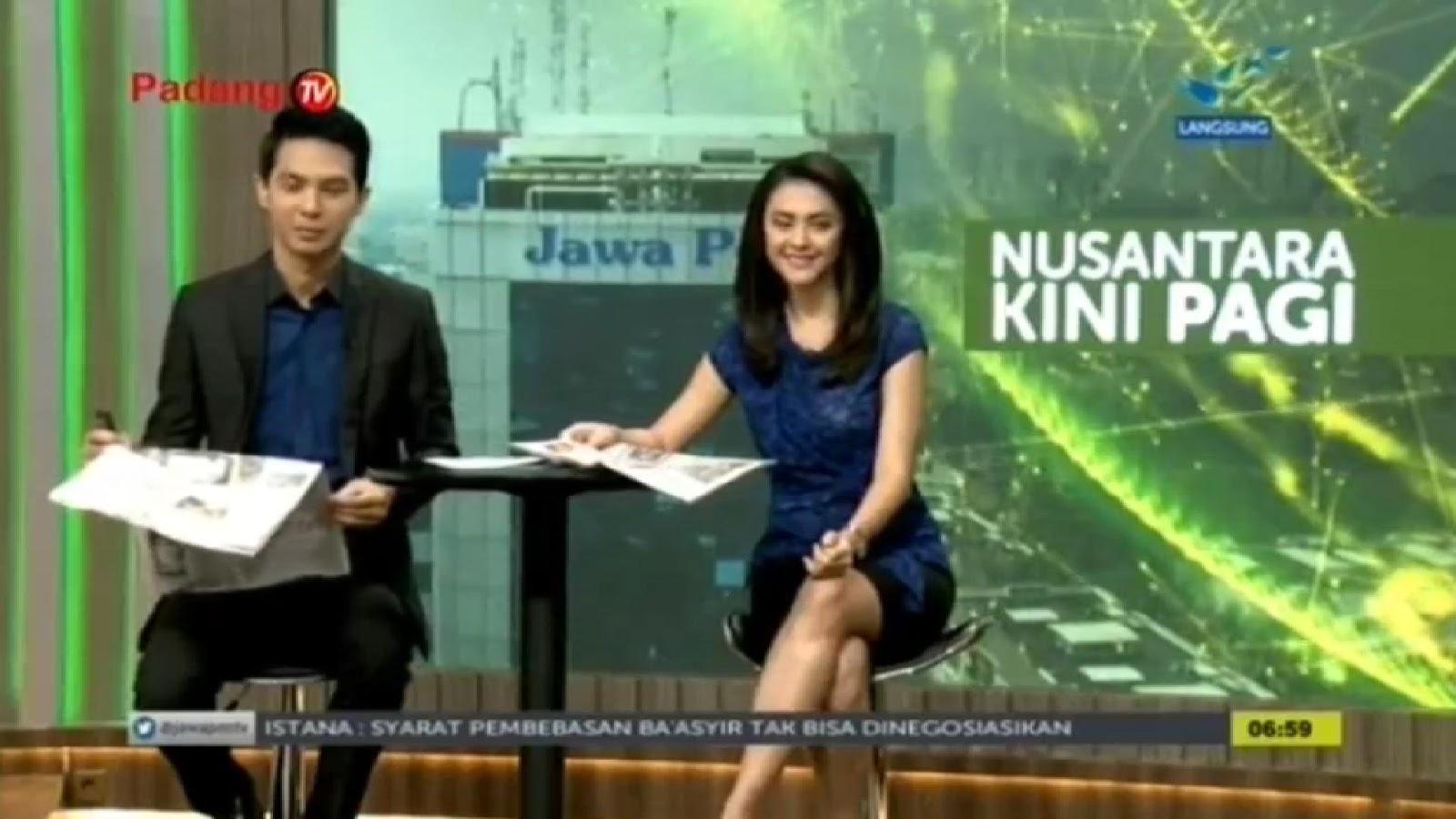 Frekuensi siaran Padang TV di satelit ChinaSat 11 Terbaru