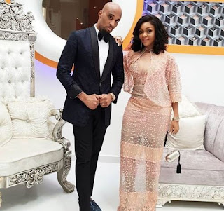 'My best accessory' - Billionaire wife, Fifi Umenyiora celebrates her husband, Dilly on his 40th birthday