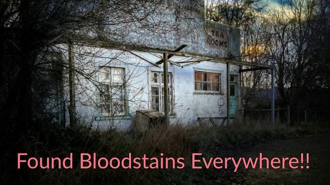 Mystery Of Atlanta's House| Blood Stains | Atlanta House Still a Mystery