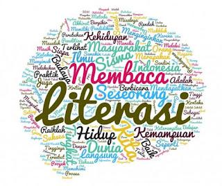Literasi berasal dari kata bahasa Latin  geveducation:  Pengertian Literasi