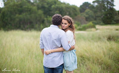 Engagement Shoot in Centennial Park - Lucie Zeka - Kristy and Jesse