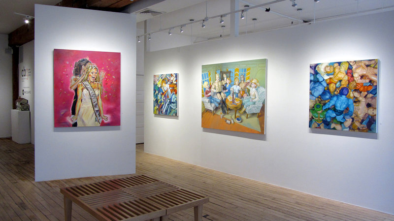 This NYC gallery is only for artists who are at least 60 years old