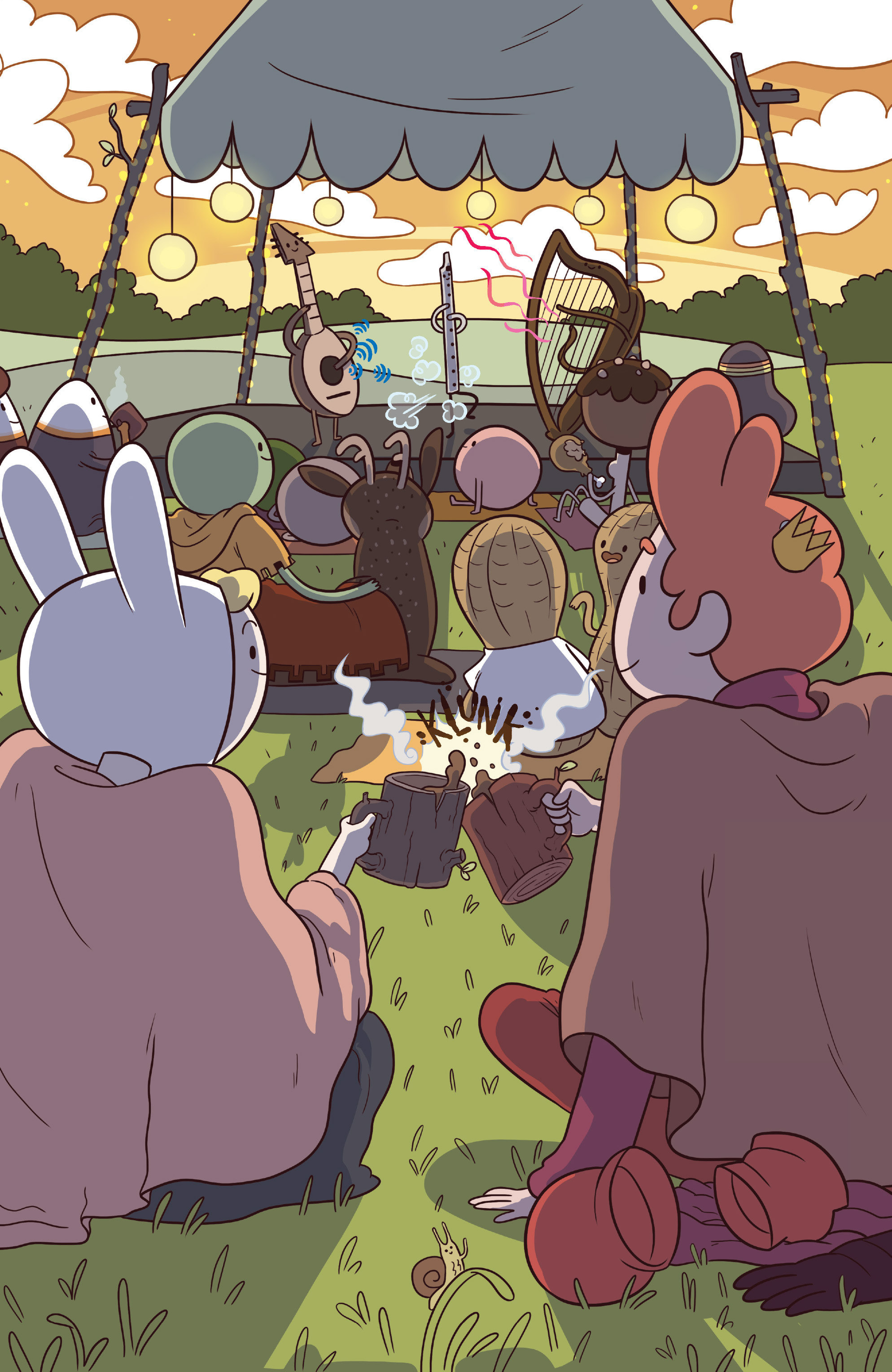 Read online Adventure Time Fionna and Cake Card Wars comic -  Issue #3 - 20