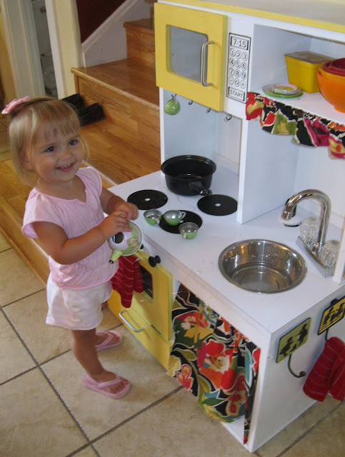 Diy Play Kitchen Tutorial Peek A Boo Pages Patterns
