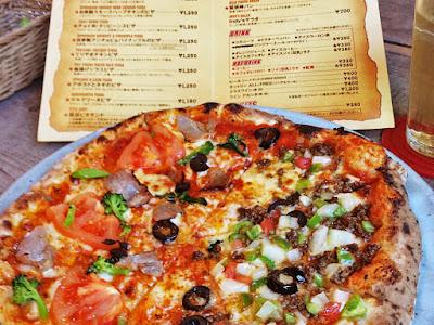 千倉に来たらインディーズピザに行って見て下さいね。