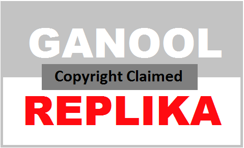 Daftar Situs Ganool Replika/Palsu Copyright Claimed