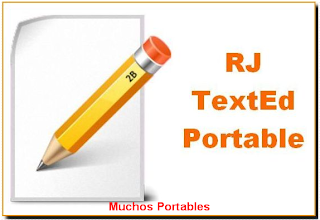 RJ TextEd Portable