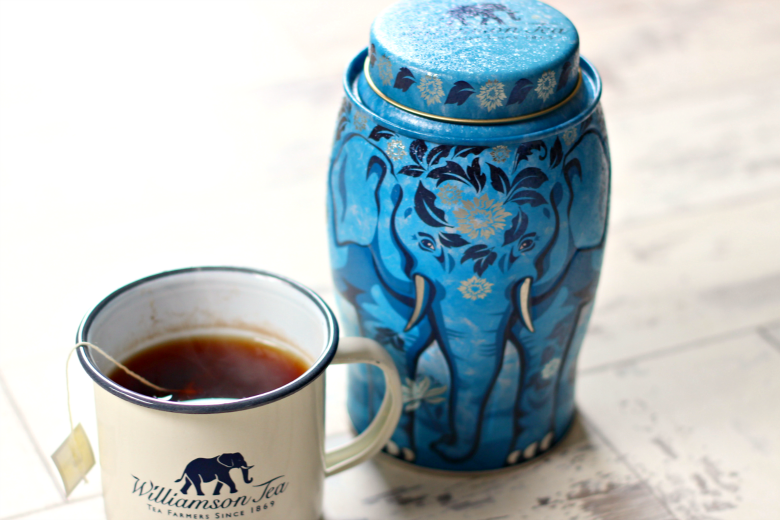 Williamson Tea Earl Grey with Blue Flowers - Tea Review