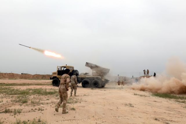 fighting in mosul iraq