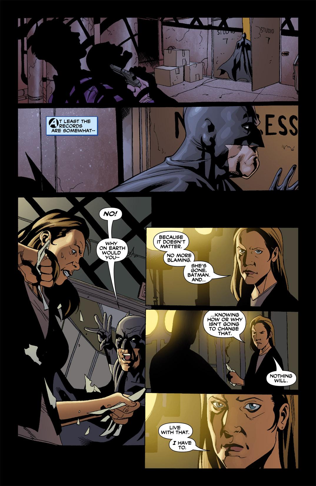 Detective Comics (1937) 810 Page 19