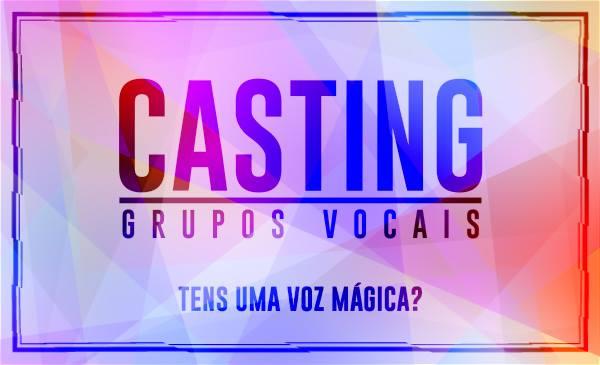 Casting Warner Bros para Grupo Capela Português