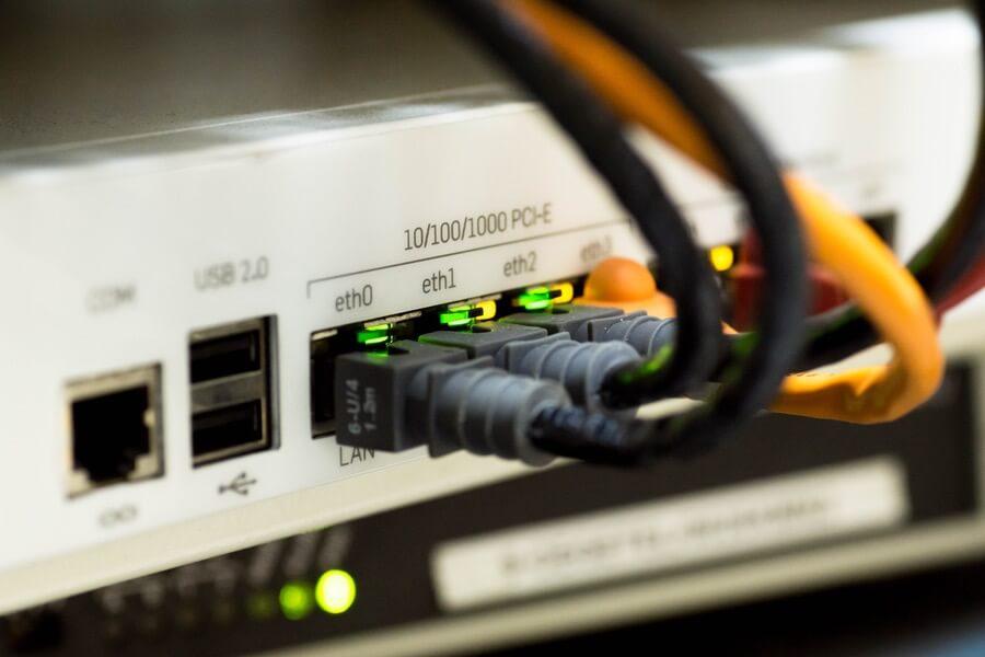 زيادة سرعة الانترنت