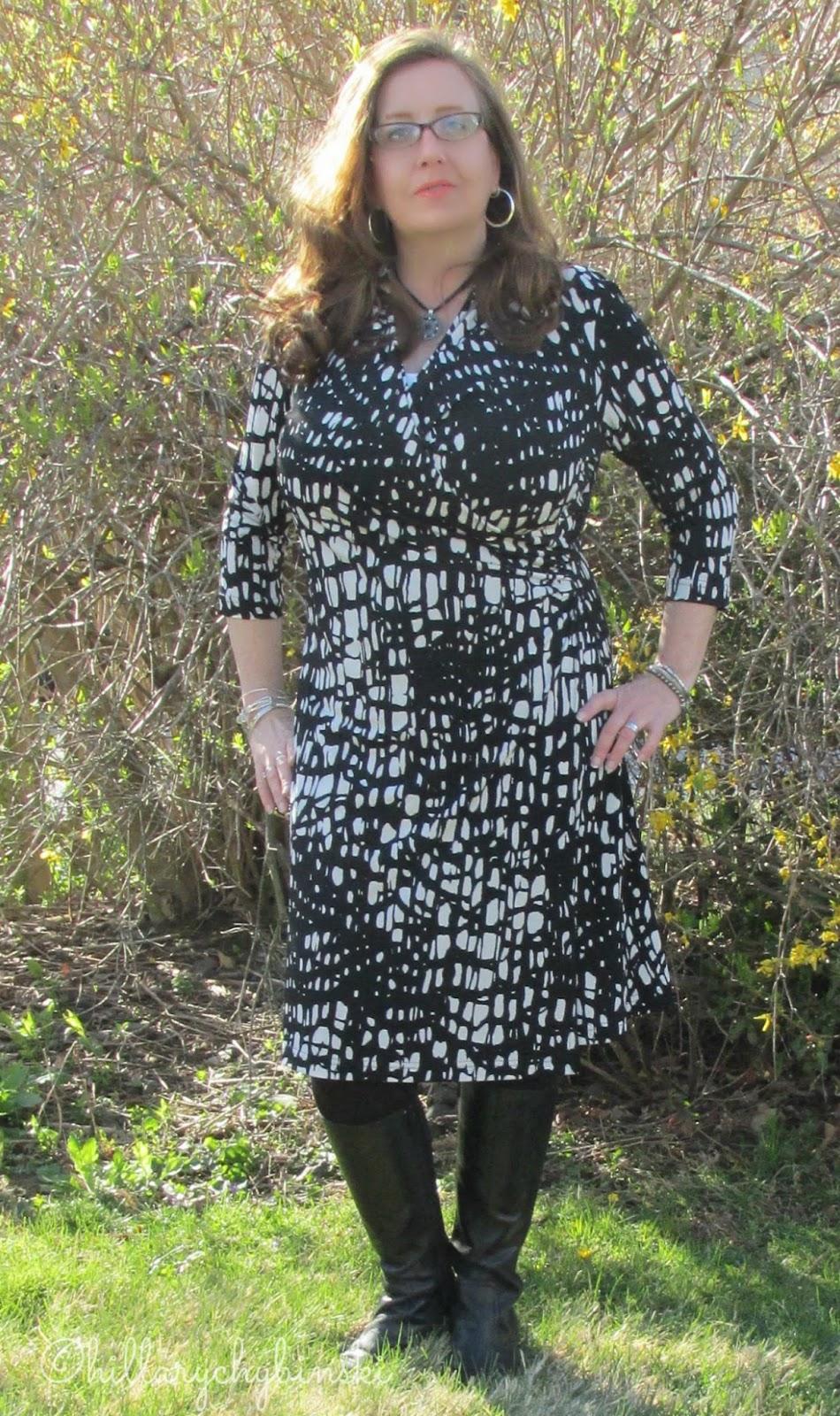 206a767f46a Hillary Chybinski  Style Watch  The Wrap Dress
