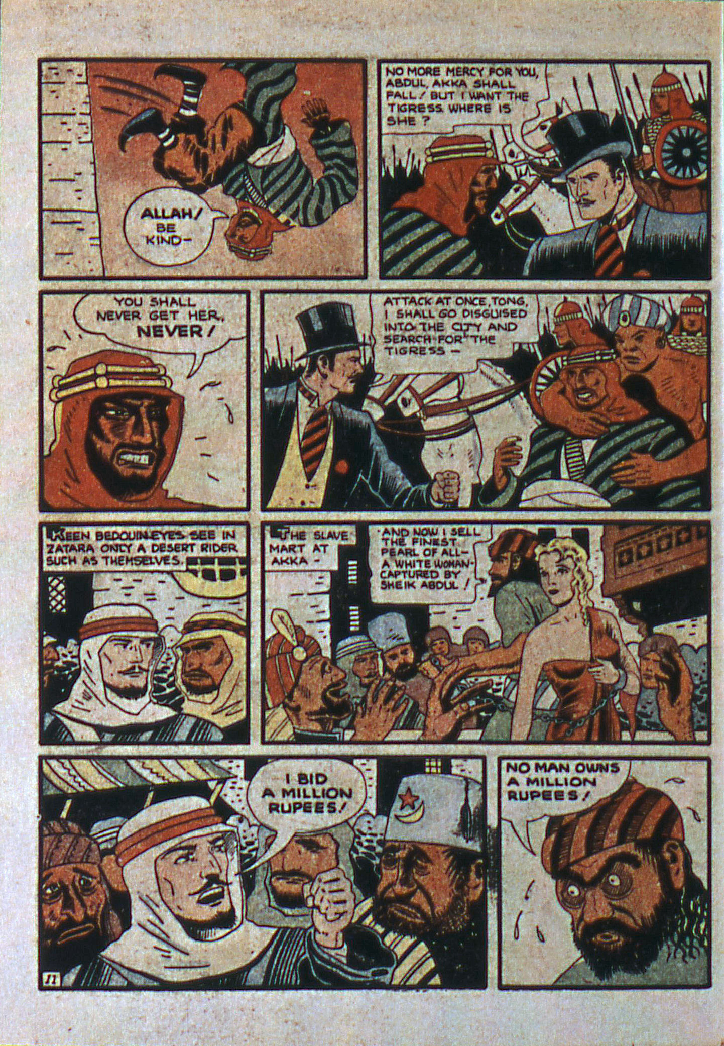 Read online Action Comics (1938) comic -  Issue #6 - 64