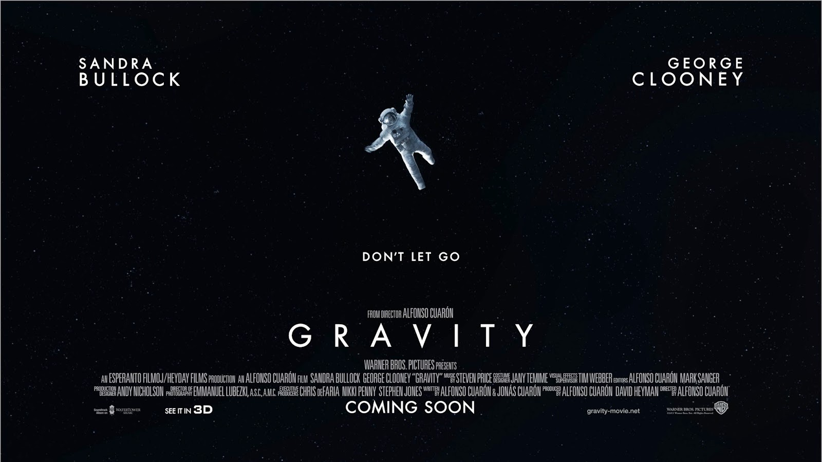 In My Humble Opinion: Gravity is a Hollow Spectacle