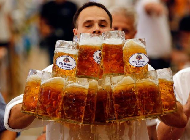 Eslovenia construirá la primera Fuente de cerveza pública del mundo