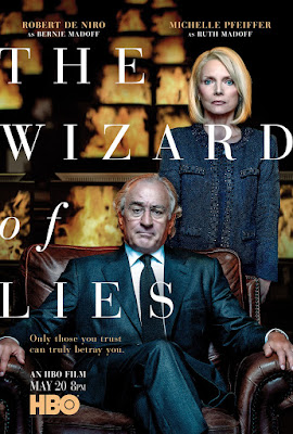 The Wizard of Lies - poster pelicula hbo