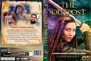 THE OUTPOST - PRIMEIRA TEMPORADA COMPLETA