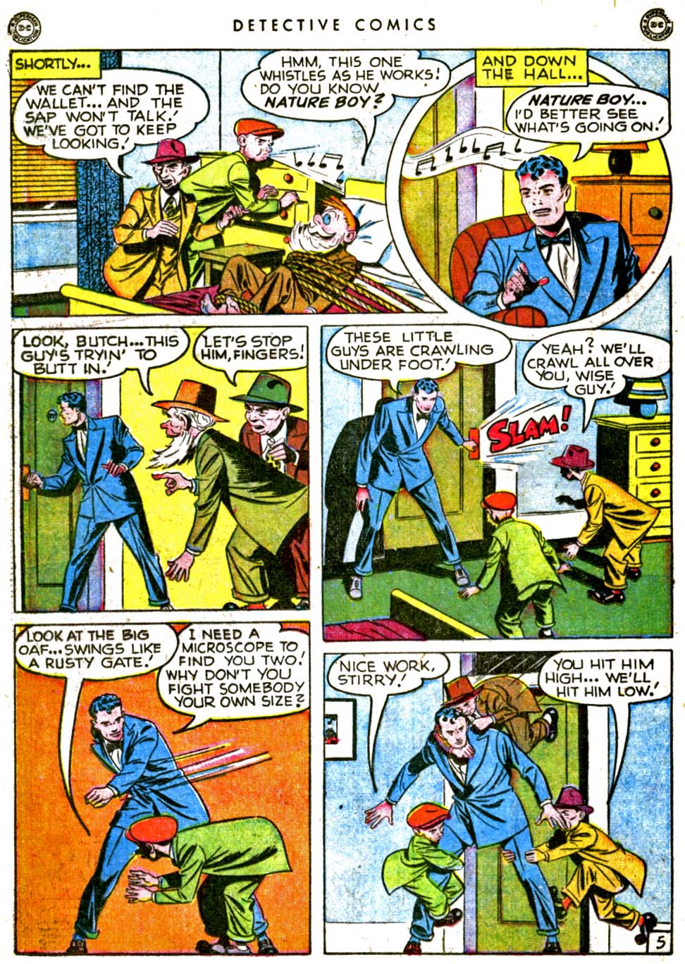 Read online Detective Comics (1937) comic -  Issue #144 - 28