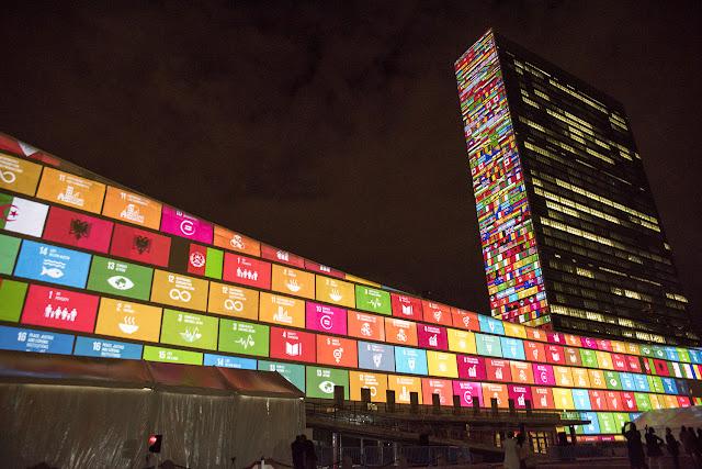 De cómo le fue a Colombia en la primera agenda del desarrollo acordada en naciones unidas.