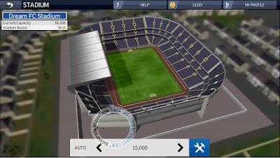 Game Dream League Soccer 16 MOD Unlimited money