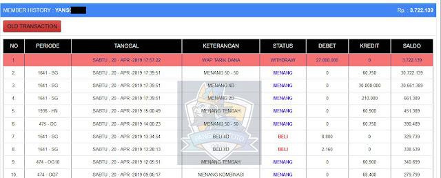Jackpot Pangerantoto1 Situs Togel Singapura  terpercaya