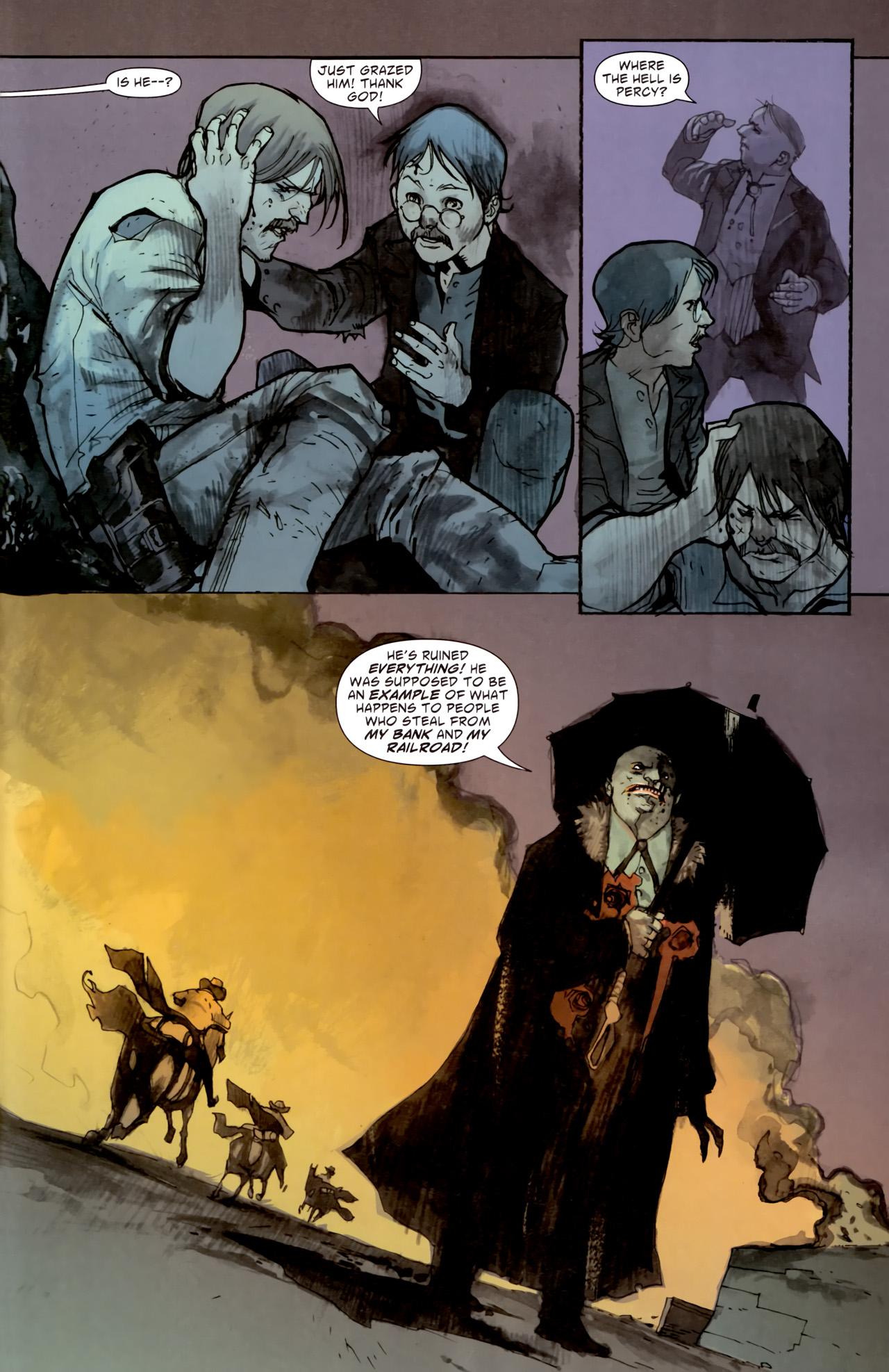 Read online American Vampire comic -  Issue #1 - 33