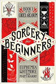 https://www.goodreads.com/book/show/33534892-sorcery-for-beginners?from_search=true