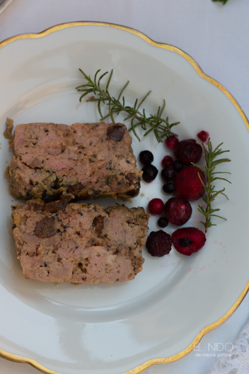 truffled turkey terrine