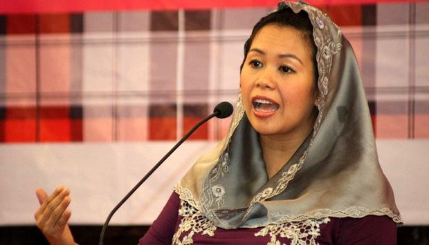 Yenny Wahid Imbau Ahok Tak Perkarakan Kesaksian KH Ma'ruf Amin