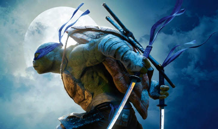 "Teenage Mutant Ninja Turtles: Out of the Shadows ""Ninja Rùa: Đập Tan Bóng Tối"""